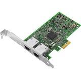 Lenovo ThinkSystem NetXtreme PCIe 1Gb 2-Port RJ45 Ethernet Adapter By Broadcom