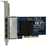 Lenovo ThinkSystem I350-T2 PCIe 1Gb 2-Port RJ45 Ethernet Adapter By Intel