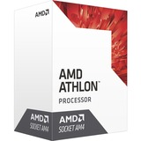AMD AD9700AGABBOX 7th Generation A10-9700 Quad-Core Processor with Radeon R7 Graphics