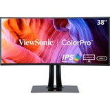 "Viewsonic VP3881 38"" UW-QHD+ Curved Screen WLED LCD Monitor"