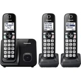 Panasonic KX-TGD513B DECT 6.0 1.93 GHz Cordless Phone