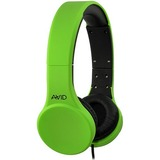 Avid Products Inc 2EDU-421332-GRN Avid Products42 Stereo OverEar Headphones with Microphone, Green