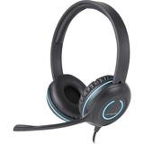 Cyber Acoustics AC-5002 Stereo Headset w/ Single Plug