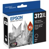 Epson T312XL120 Claria Photo HD Black High Capacity Cartridge Ink