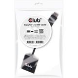 Club 3D DisplayPort 1.2 to HDMI 2.0 UHD Active Adapter