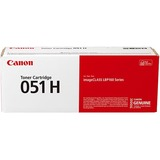 Canon 051 H Original Toner Cartridge - Black - Laser - High Yield - 4000 Pages