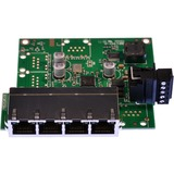 Brainboxes Industrial Embeddable 4 Port Ethernet Switch