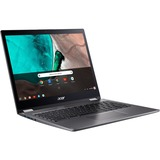 "Acer Spin 13 13.5"" 2-in-1 Chromebook Intel Core i5 8GB RAM 64GB eMMC Gray"