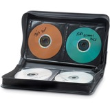 Verbatim CD/DVD Storage Wallet ?64 ct. Black