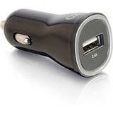 C2G 1-Port USB Car Charger, 2.4A Output