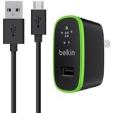 Belkin Universal Home Charger with Micro USB ChargeSync Cable (12 Watt/ 2.4 Amp)