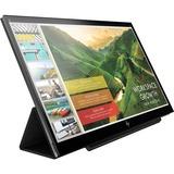 "HP S14 14"" Full HD LED LCD Portable Monitor"