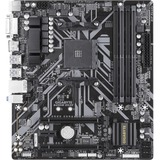 Gigabyte Ultra Durable B450M DS3H Desktop Motherboard
