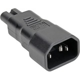 Tripp Lite IEC C14 to IEC C5 Power Cord Adapter
