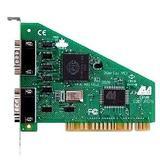 Lava Computer PCI Bus Dual Serial 16550 Board