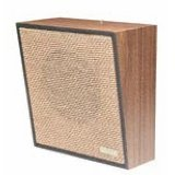 Valcom V-1022C Speaker - 1-way - Brown