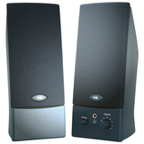 Cyber Acoustics CA-2016WB 2.0 Speaker System - Black