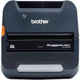 Brother RuggedJet RJ4250WBL Direct Thermal Printer