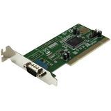 StarTech.com 1 Port Low Profile PCI RS232 Serial Adapter Card - Serial adapter - PCI low profile - RS-232