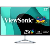 "Viewsonic Ultra Slim VX3276-2K-MHD 32"" WQHD LED LCD Monitor"
