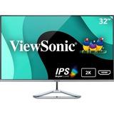 "Viewsonic Ultra Slim VX3276-2K-MHD 32"" WQHD LED LCD Monitor"
