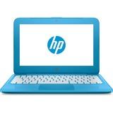 "HP Stream 11.6"" Laptop Intel Celeron N3060 4GB RAM 32GB Flash Memory Aqua Blue"