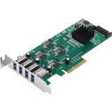 SIIG 4 Port SuperSpeed USB 3.0 PCIe Card
