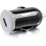 C2G 1-Port USB-C Car Charger, 3A Output