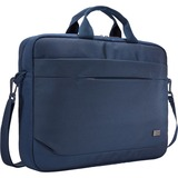 "Case Logic Advantage ADVA-116 DARK BLUE Carrying Case (Attaché) for 10"" to 16"" Notebook"