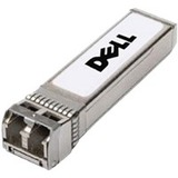 Dell SFP+ Module - For Data Networking, Optical Network - 1 LC Duplex 10GBase-SR Network - Optical Fiber - Multi-mode - 10 Gigabit Ethernet - 10GBase-SR - Plug-in Module, Hot-pluggable
