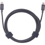 Codi 6' Braided Nylon USB-C to USB-C Charge & Sync Cable