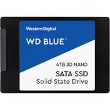 WD Blue WDS400T2B0A 4 TB Solid State Drive