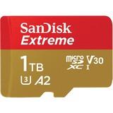 SanDisk Extreme 1 TB UHS-I (U3) microSDXC