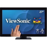 "Viewsonic TD2760 27"" LCD Touchscreen Monitor"