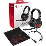 MSI Immerse GH30 Gaming Headset w/ Detachable Microphone