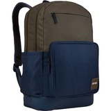 """Case Logic Query CCAM-4116 DRESS BLUE FLORAL/DRESS BLUE Carrying Case (Backpack) for 16"""" Notebook"""