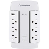 CyberPower Surge Protectors CSP600WSURC5 Professional