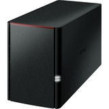 Buffalo LinkStation SoHo 2Bay Desktop 8TB Hard Drives included