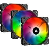 Corsair iCUE SP120 RGB Pro Performance 120mm Triple Fan Kit with Lighting Node Core