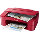 Canon PIXMA TS TS3320 Red Inkjet Multifunction Printer