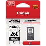 Genuine Canon PG-260XL Black Ink Cartridge