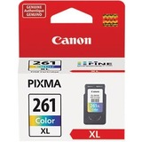 Genuine Canon CL-261XL Colour Ink Cartridge Ink