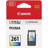Genuine Canon CL-261 Colour Ink Cartridge Ink