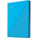 WD My Passport WDBYVG0020BBL 2 TB Portable Hard Drive