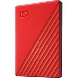 WD My Passport WDBYVG0020BRD-WESN 2 TB Portable Hard Drive