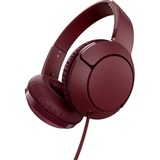 TCL Burgundy Crush On-ear Headphones with Mic