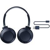 TCL MTRO200BT Slate Blue Wireless On-ear Headphones