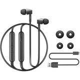 TCL Shadow Black Wireless In-ear Bluetooth Headphones with Mic