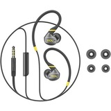 TCL Monza Black In-Ear Headphones with Mic