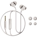 TCL Cement Gray In-Ear Headphones with Mic